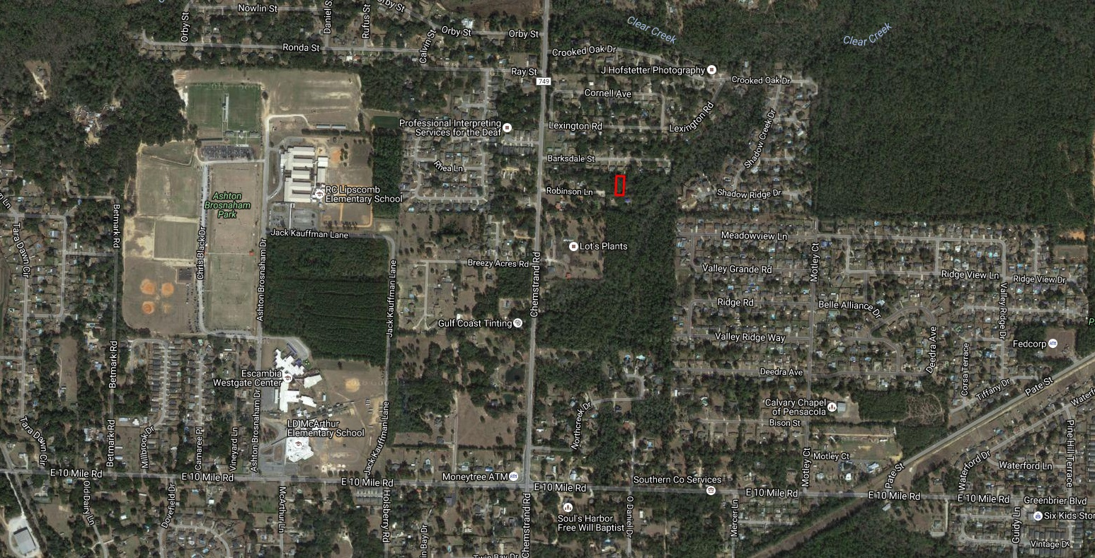 Escambia County Property Liens
