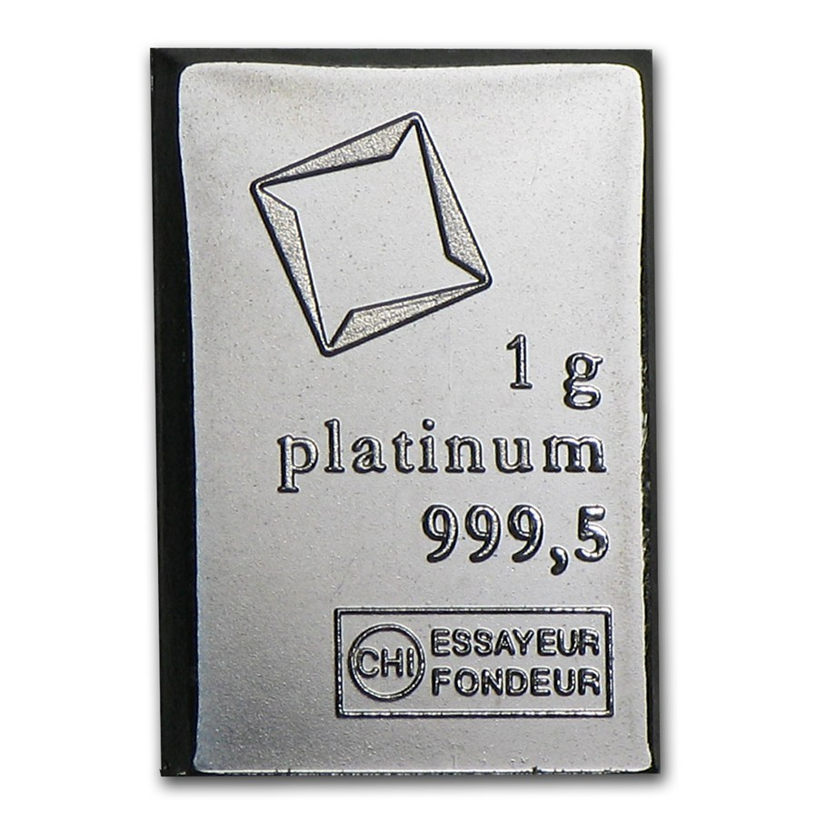 How Much Is A Gram Of Platinum Worth Today September 2019